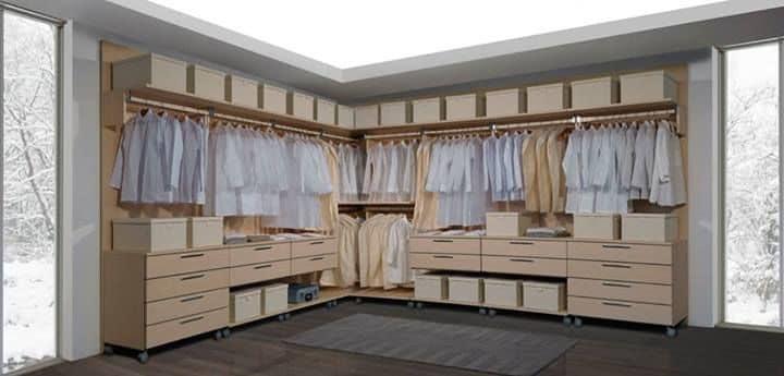 begehbarer-kleiderschrank-modular-system-60. begehbarer ... - Begehbarer Kleiderschrank Modular System