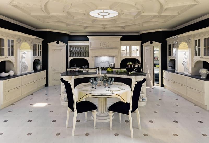 Haus Renovierung Mit Modernem Innenarchitektur Sch Nes 51   Modernes  Kuchensystem Italienisch
