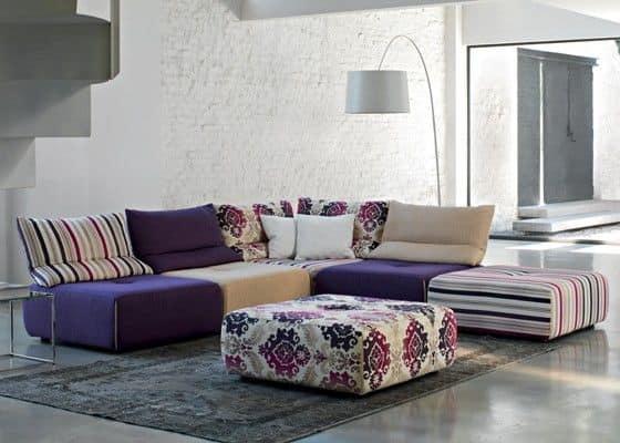 das modulare ledersofa heart formenti. capitone #sofa #furniture ... - Das Modulare Ledersofa Heart Formenti