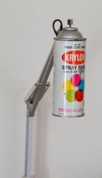 SprayPaint Desk Lamps  iD Lights