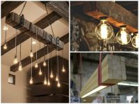 Reclaimed Wood Beams Best DIY  iD Lights