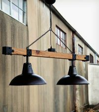 Industrial Style Warehouse Light Beam  iD Lights