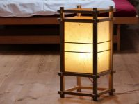 Selection of 10 Japanese Lamps  iD Lights