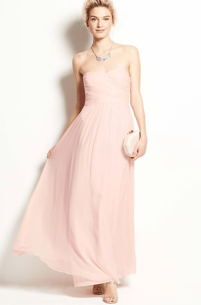 I do take two fun vow renewal dresses from ann taylor for Renewal of vows wedding dress