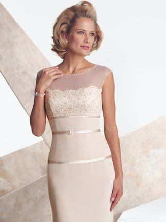 wedding dresses for older women