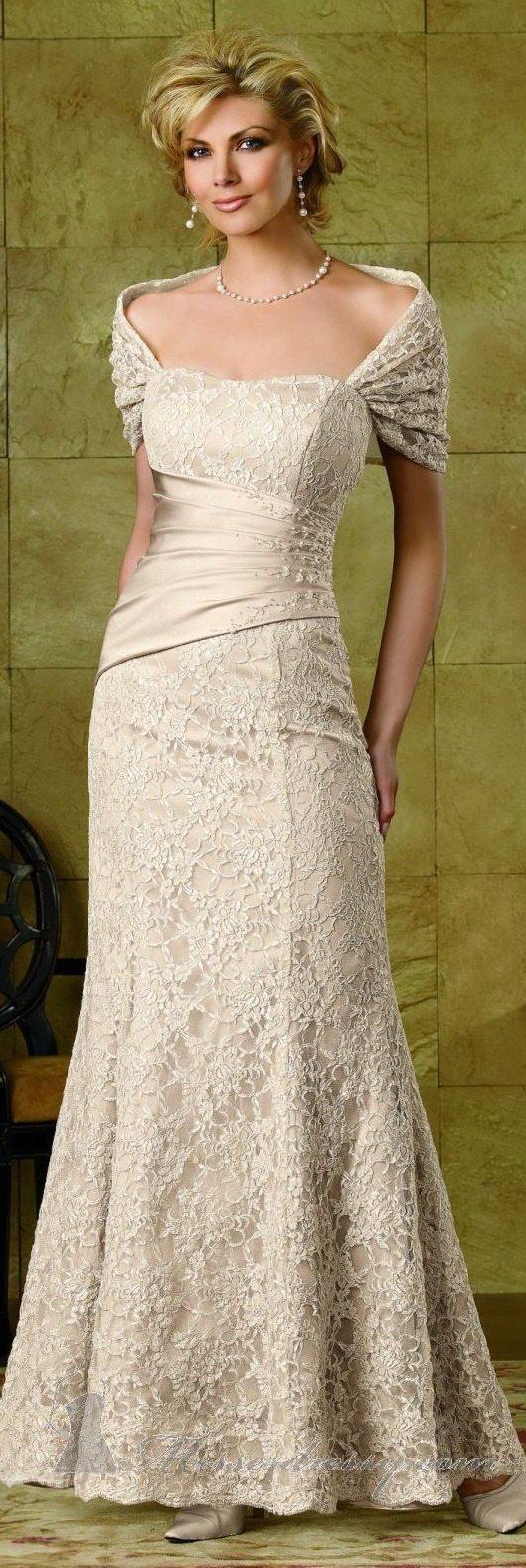 I Do Take Two wedding dresses older brides