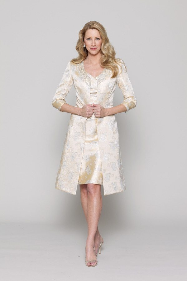 blog gorgeous wedding dresses older brides