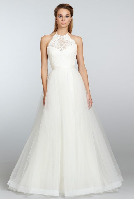 I do take two the perfect fit halter top wedding gowns for Wedding dress halter top