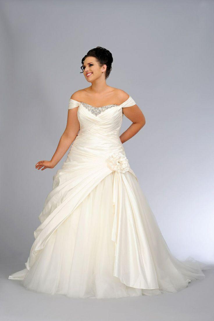 Fullsize Of Plus Size Wedding Dresses