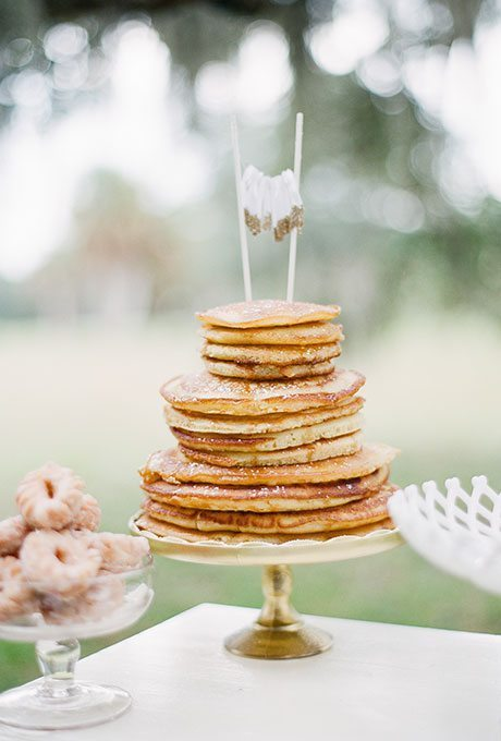 Amazing Pancake Tower Cakes