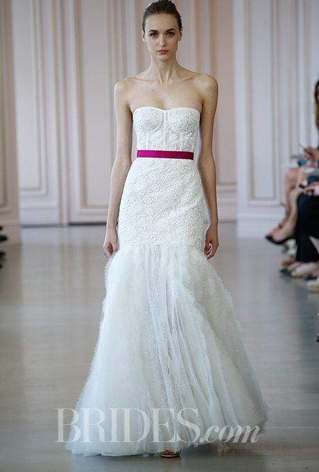 I do take two our favorites from the oscar de la renta for Oscar dela renta wedding dress