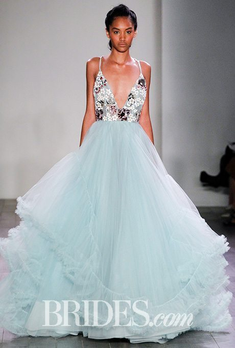 Here's another favorite from the list, the movement of this gown will take your breath away!