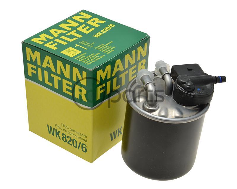 Mercedes Diesel Fuel Filter 5-Pin OM642 OM651 Early - 6420906052