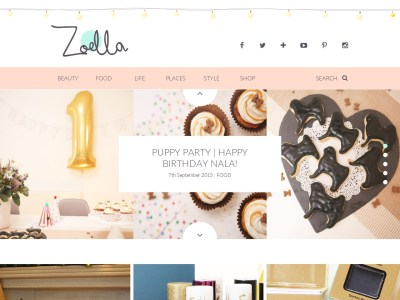 View: www.zoella.co.uk - idthed.