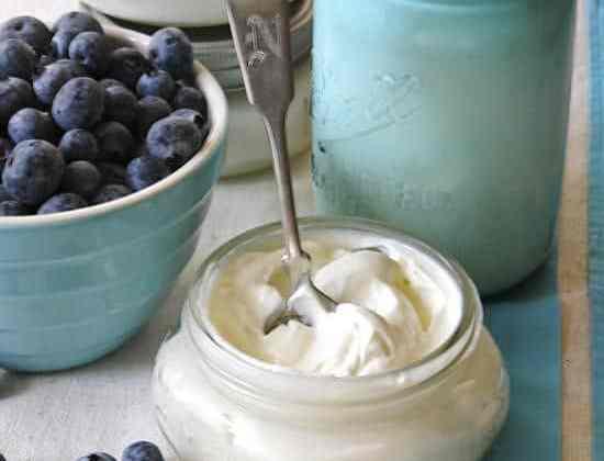 Homemade Greek Yogurt in a Crock Pot
