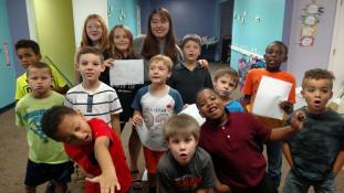 YMCA kids 2