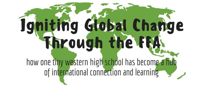 igniting global change new