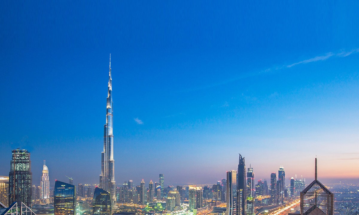 British Investors Swoop On Dubai Property