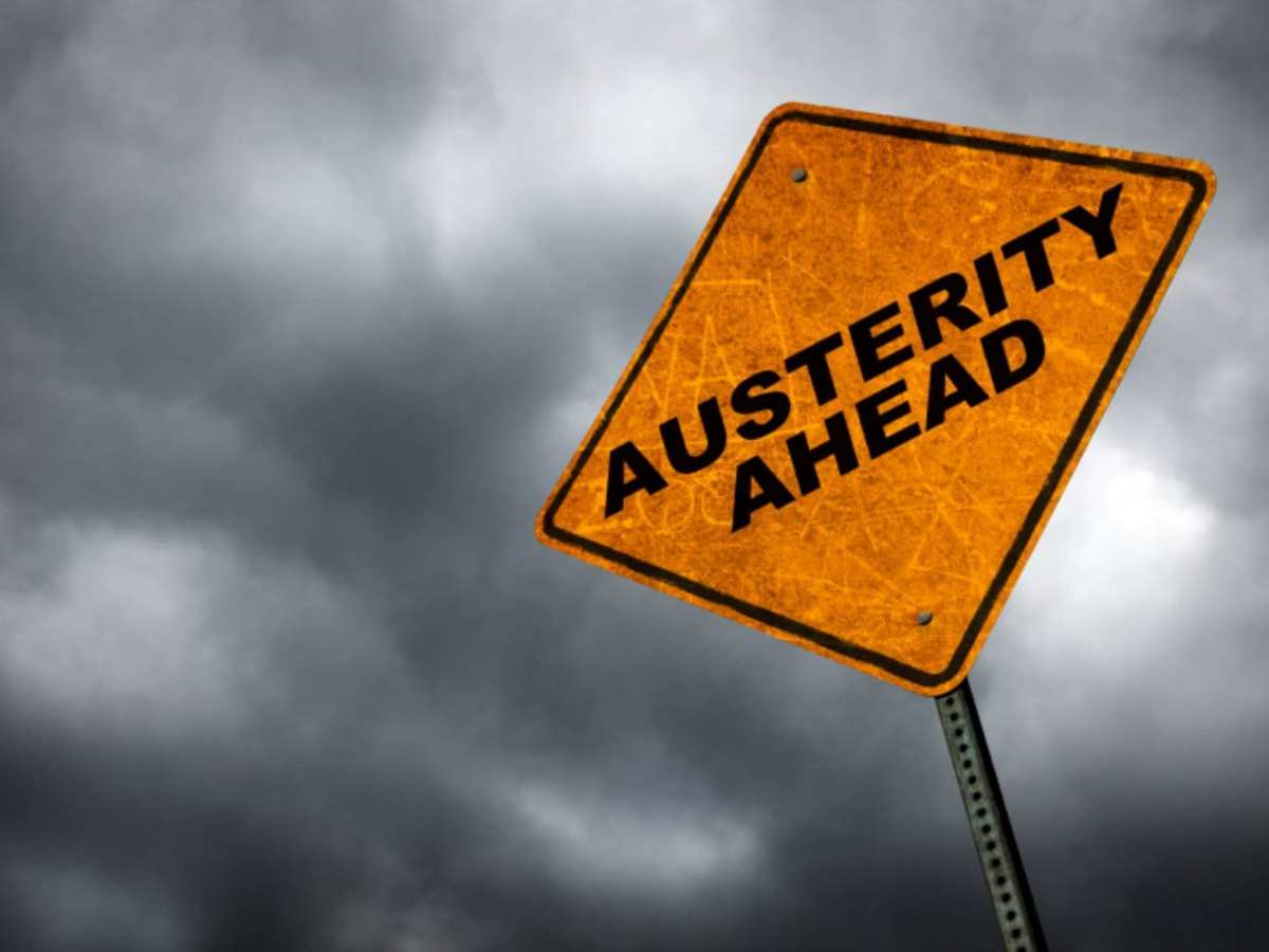 Brexit Will Make Austerity Last Longer
