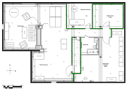 Design and plan for my finished basement
