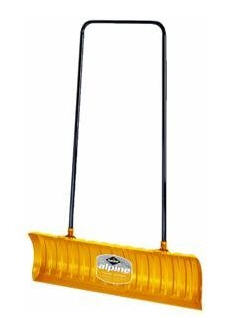 extra wide snow shovel