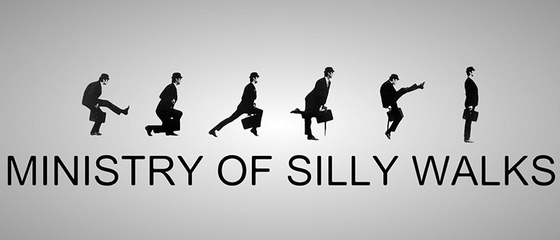 Good Vibes Quotes Wallpaper The Ministry Of Silly Walks Lives On In Great Gifts For