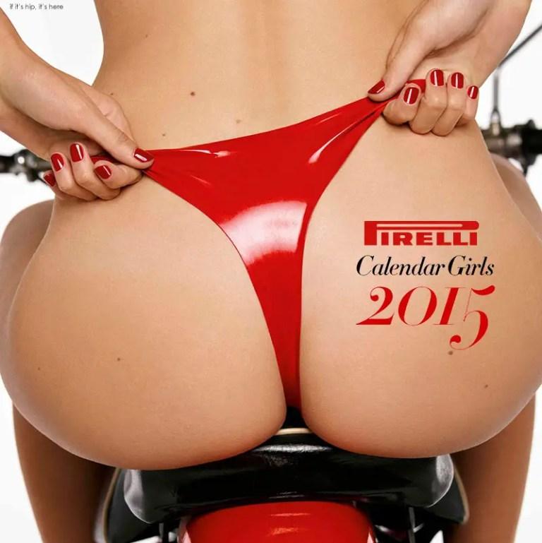 Pirelli 2015 Calendar Girls Hero IIHIH