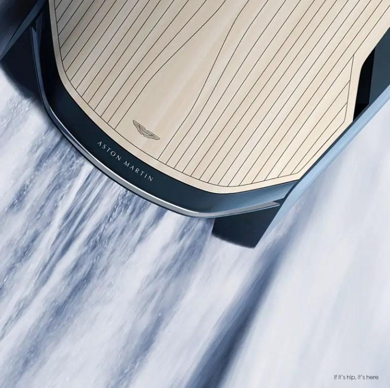 Aston Martin AM37 speedboat IIHIH
