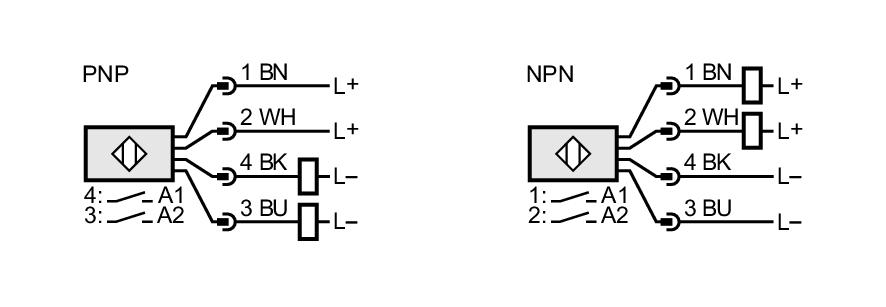npn schema cablage