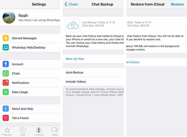 Solved How to Transfer WhatsApp from iPhone to Android