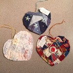 Beautiful Quilted Hearts