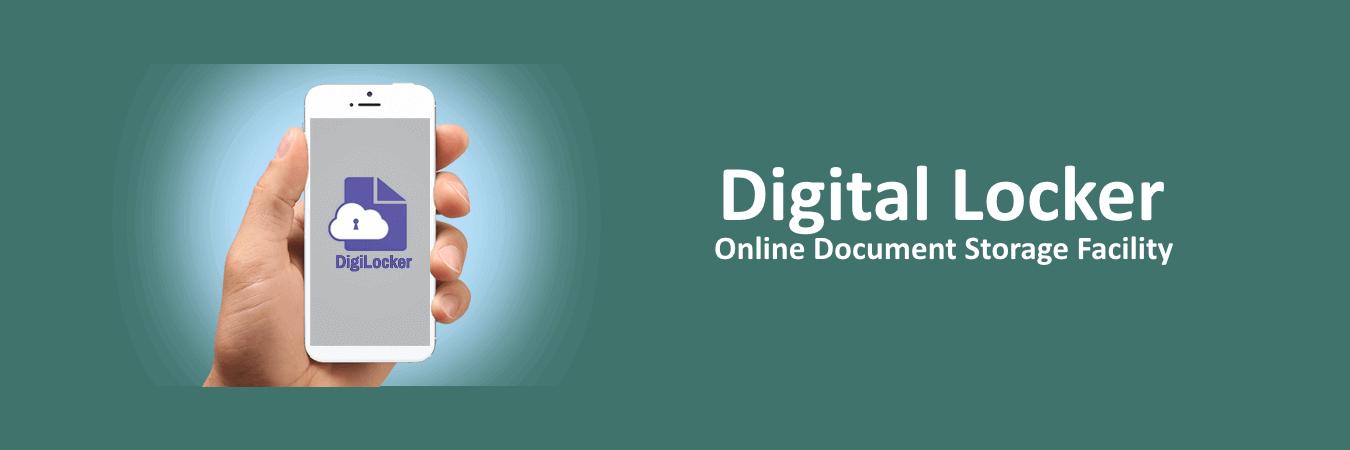 Digital Locker Online Document Storage Facility