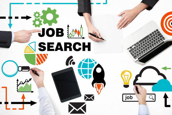 Where to find jobs in the financial services industry?