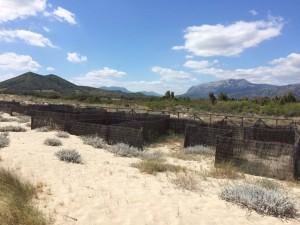 dune protette a su tiriarzu