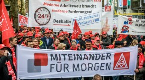 """Tarifverhandlung Metall- und Elektroindustrie NRW: """"Es gibt keine Gründe für die Arbeitgeber, in ein Jammertal zu verfallen"""""""