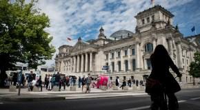 Junge IGM rockt den Bundestag