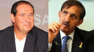 Giancarlo Galan e Ignazio la Russa