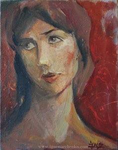 portrait_Zhenya_canvas_oil