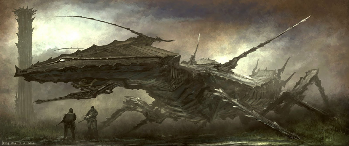 Transformers Fall Of Cybertron Hd Wallpapers 1080p Feng Zhu Concept Robot Art