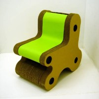 Splat Childs Chair: an Eco Friendly and Artistic Chair