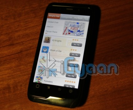 iGyaan Micromax A85 Superphone 31