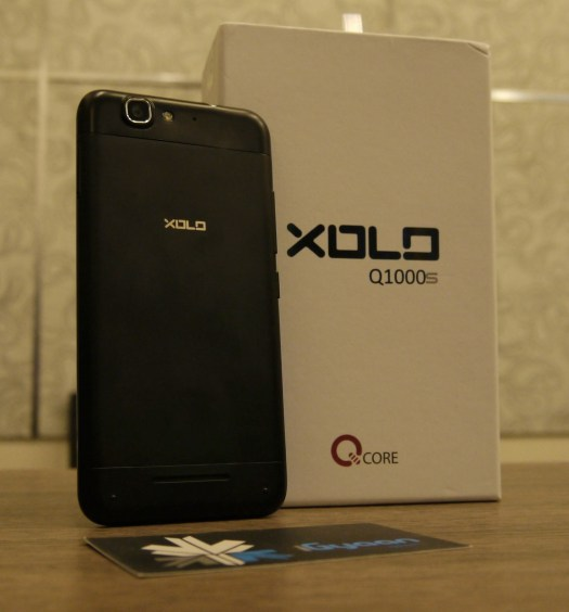 Xolo Q1000s Unboxing iGyaan 16