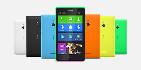The Nokia X product line up will be converted to Lumia series
