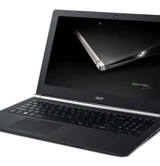Aspire V Nitro Black Edition laptops