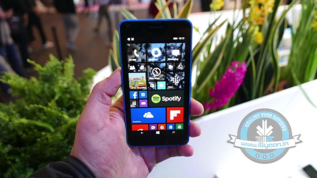 Microsoft stops supporting the Windows Phone 8.1 OS