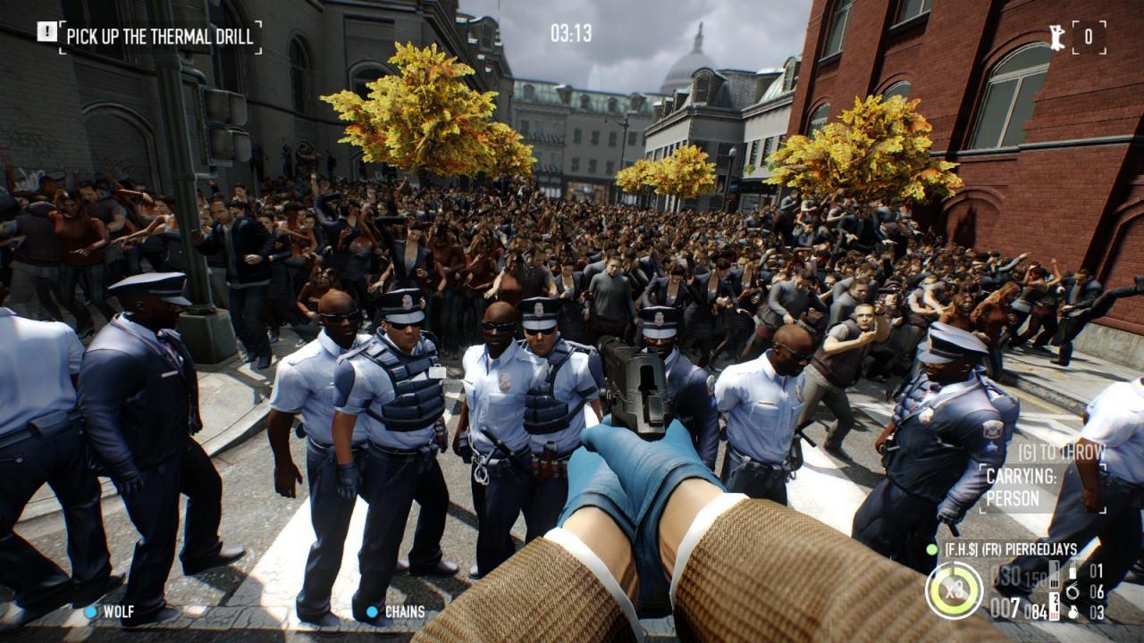payday 2 gameplay