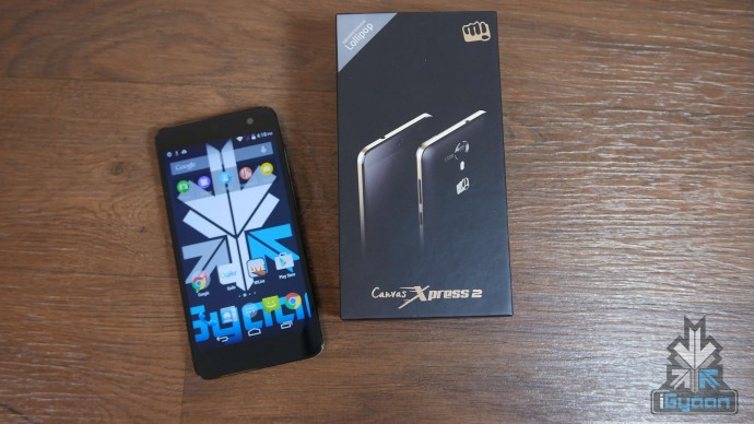 1 Micromax Canvas Xpress2 3