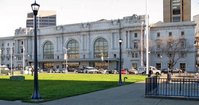 Bill Graham Civic Auditorium, San Francisco