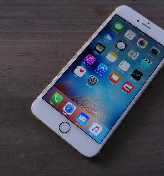 iphone 6s plus 5