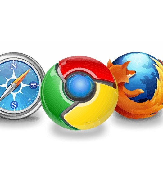 popular browsers